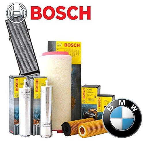 Kit de révision 4 filtres Bosch