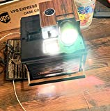 Bell & Howell AF 70 Slide Cube 35mm Projector Auto Focus Remote