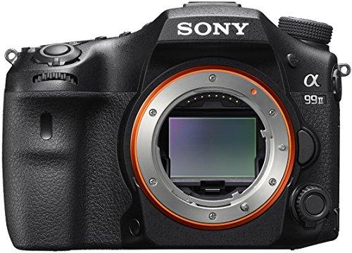 Sony α 99 II Cuerpo de la cámara SLR 42,4 MP CMOS 7952 x 5304 Pixeles Negro - Cámara digital (42,4 MP, 7952 x 5304 Pixeles, CMOS, 4x, 4K Ultra HD, Negro)