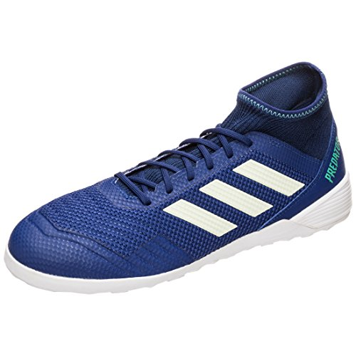 Adidas Predator Tango 18.3 In, Zapatillas de fútbol Sala Hombre, Mehrfarbig Indigo 001, 42 2/3 EU