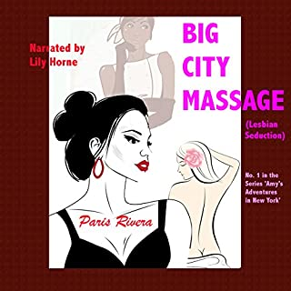 Big City Massage audiobook cover art