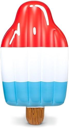 Yocobo Salon Gonflable Flottant Siège Gonflable de flotteurs de Piscine de PVC de crème glacée pour des Enfants Adultes Enfants Filles Garçons flottent Le Jouet