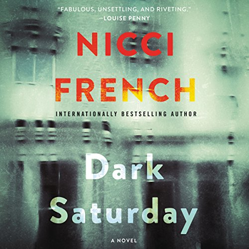 Dark Saturday audiobook cover art