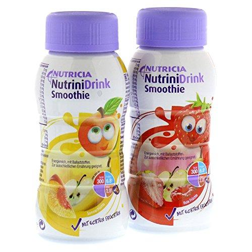 Nutrini Drink Smoothie Sommerfrüchte 32X200 ml