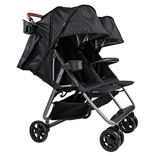 The Twin+ (Zoe XL2) - Best Double Stroller -...