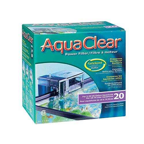 AquaClear 20 Power Filter - 3