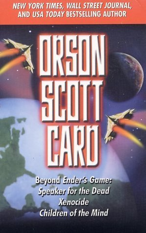 Beyond Ender's Game: Speaker for the Dead, Xenocide and Children of the Mind (Box Set) by Orson Scott Card (2001-10-14)