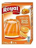 Royal Gelatina de Naranja - Total: 170 gr