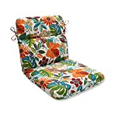 Pillow Perfect Outdoor/Indoor Linse Dschungel abgerundete Ecken Stuhlkissen