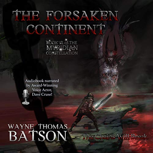 The Forsaken Continent  By  cover art