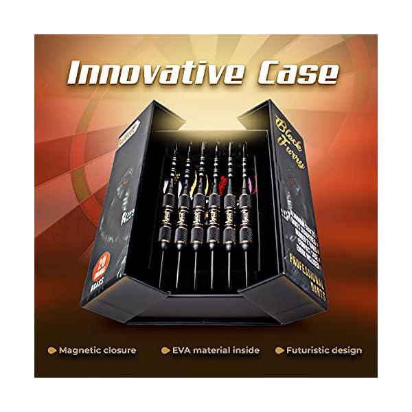 Steel Tip Darts Set with case