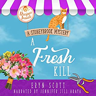 A Fresh Kill audiobook cover art