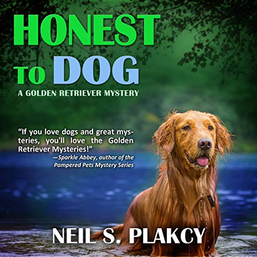 Honest to Dog audiobook cover art