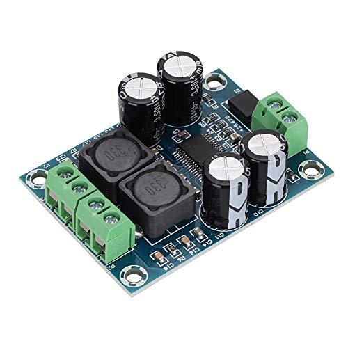 Amplificador digital, conveniente amplificador de 60W de buen rendimiento para el hogar para la oficina para audio