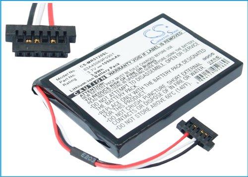 C & S 1050mAh Li-ion Battery Magellan RoadMate 5120-LMTX