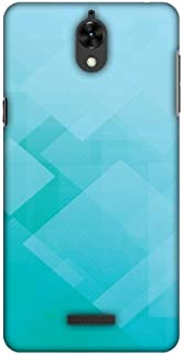 AMZER Slim Handcrafted Designer Printed Hard Shell Case for Coolpad Mega 2.5D - Intersections 3