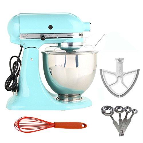 KitchenAid KSM150PSAQ Artisan Series 5-Qt. Stand Mixer with...