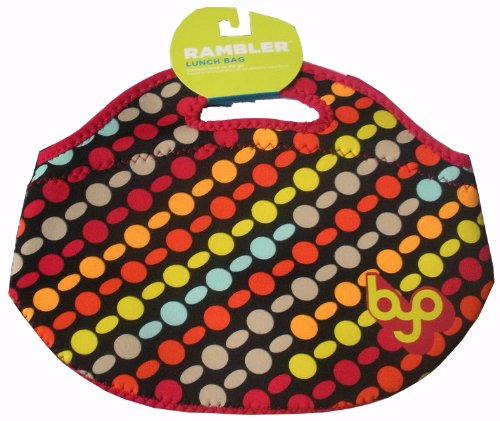 BYO Rambler Lunch Bag - Polka Dot