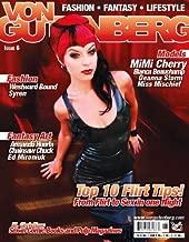 Von Gutenberg Latex Fashion Magazine (Von Gutenberg Magazine, issue 6)