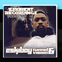Tunnel Vision Volume 6 by Wiley Aka Eskiboy