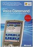Microsoft Voice Command 1.5 - Software de reconocimiento de voz (Windows Mobile 2003 4.2, ActiveSync 3.8)