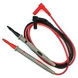 ROSENICE 2pcs Multimetro Elettronico Tester Misuratore Digitale Puntali Cavi 1000V 10A...