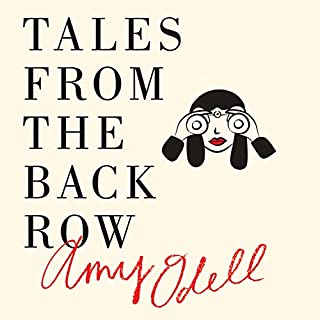 Tales from the Back Row audiobook cover art