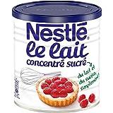 Nestlé - Lait Concentré Sucré 1Kg - Lot De 3 - Prix Du Lot - Livraison En France Métropolitaine