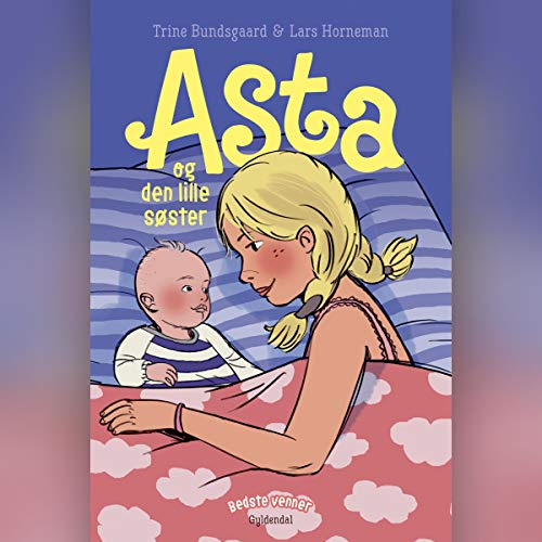 Page de couverture de Asta og den lille søster