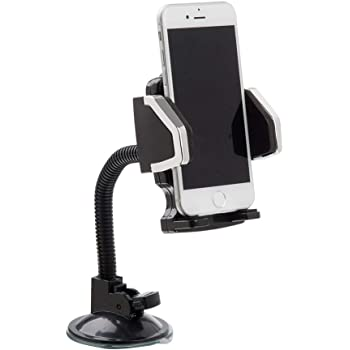 Retail Packaging Black Dream Wireless Universal Car Mount Holder for Cellphone//MP3//GPS with Quick Lock and Release