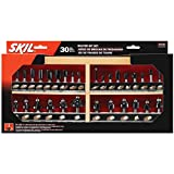 SKIL 91030 Carbide Router Bit Set, 30-Piece