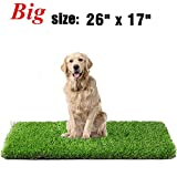 Fezep Artificial Grass, Dog Pee Pads, Professional Dog Potty Training...