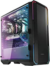 Boitier Moyen Tour ATX BitFenix Enso RGB avec panneau vitré (Noir)