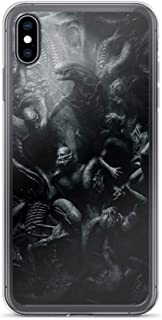 Compatible for iPhone Xs Max Space Monsters