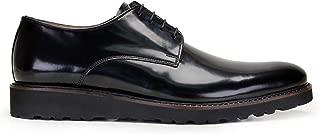 7042-148 KEXL EXL TABAN-Spaz Siyah 301 Nevzat OnayBağcıklıSiyah Günlük Deri Erkek Ayakkabı