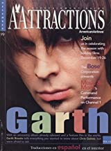 Attractions - American Airlines Magazine [December 1999] GARTH BROOKS cover