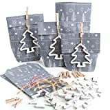 Logbuch-Verlag - 10 sacchetti regalo in carta con...