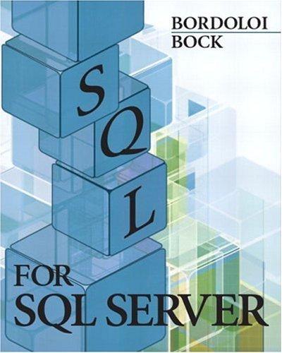 SQL for SQL Server by Bijoy Bordoloi (2003-11-08)