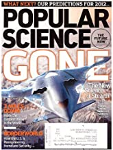 Popular Science 2012 January - The New Science of Stealth