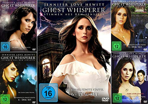 Ghost Whisperer - Die komplette 1. - 5. Staffel (29-Disc   5-Boxen)