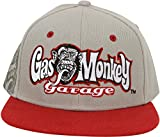 Gas Monkey Garage Cap RR Hands, Color:grey