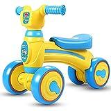 Balance Bike Baby Walker Push Bike Baby Ride On Bike Für 1-3 Jährige Jungen Mädchen Mädchen Kinder Und Kleinkinder F.