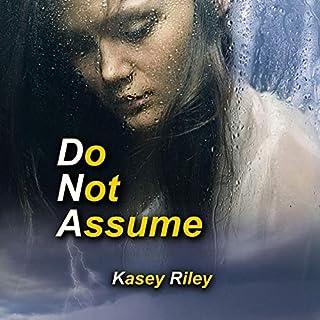 Do Not Assume audiobook cover art