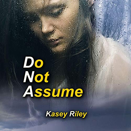 Do Not Assume audiobook cover art