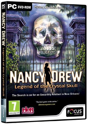 Nancy Drew Legend of the crystal skull (PC) (UK)
