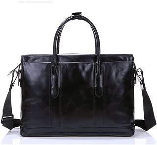 Mens Bag Tablet laptop travel briefcase Expandable large mixed shoulder bag with storage bag High capacity