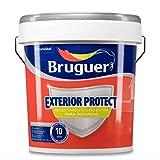 Bruguer Exterior Protect Revesimiento exterior Liso Extra Blanco 15 L