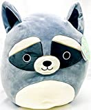 Squishmallows Official Kellytoy Baron The Bear Squishy Stuffed Soft Plush Toy Animal (16 Inches)