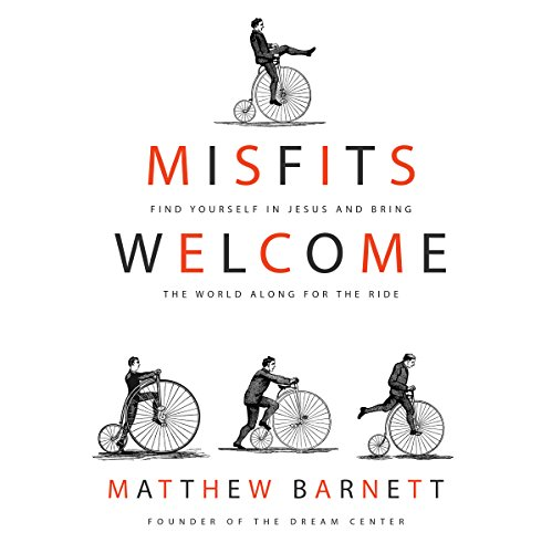 Misfits Welcome cover art