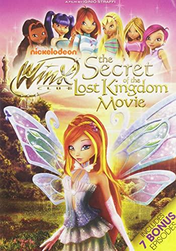 Winx Club: The Secret Of The Lost Kingdom Movie [Edizione: Stati Uniti]
